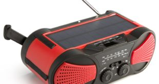 Fnova 10 in 1 Solarradio